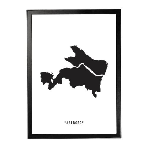 Landkort-aalborg 1