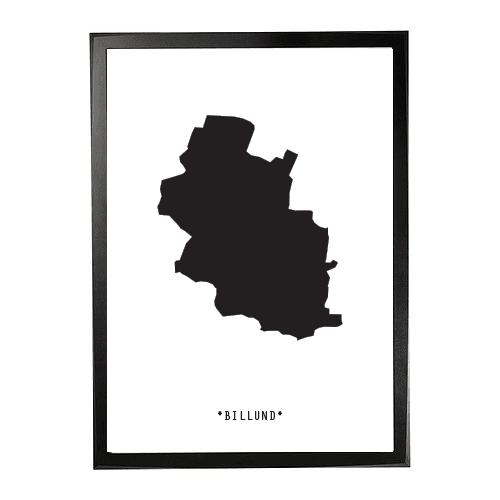 Landkort-Billund 1