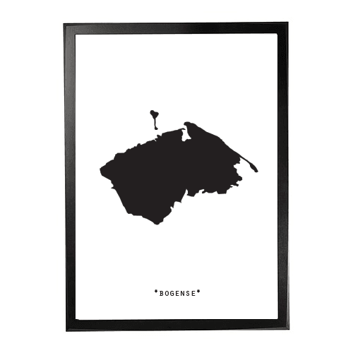Landkort-Bogense 1