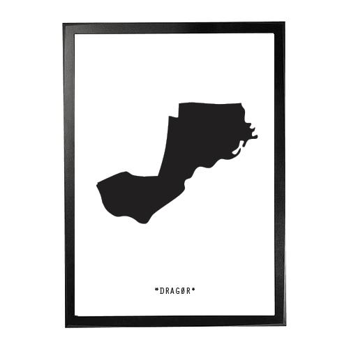 Landkort-Dragør 1