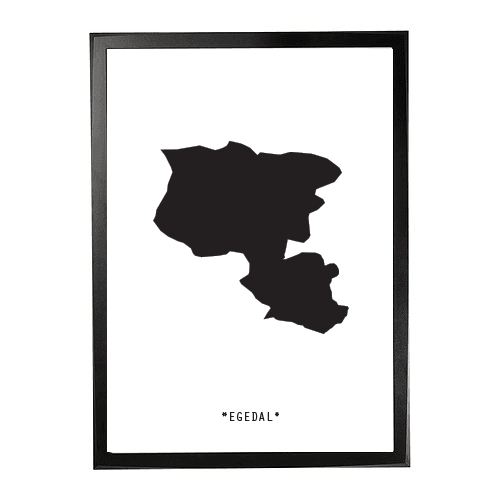 Landkort-Egedal 1