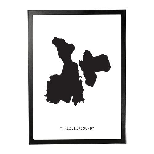 Landkort-Frederikssund 1