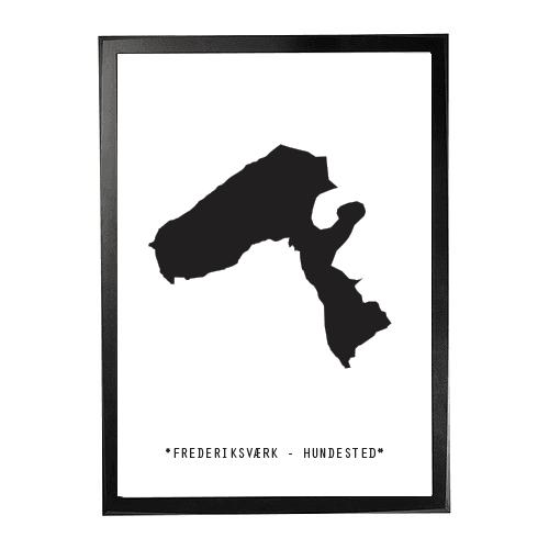 Landkort-Frederiksværk 1