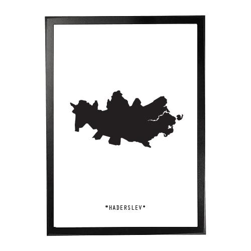 Landkort-Haderslev 1