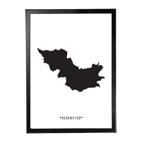Landkort-Hedensted 1