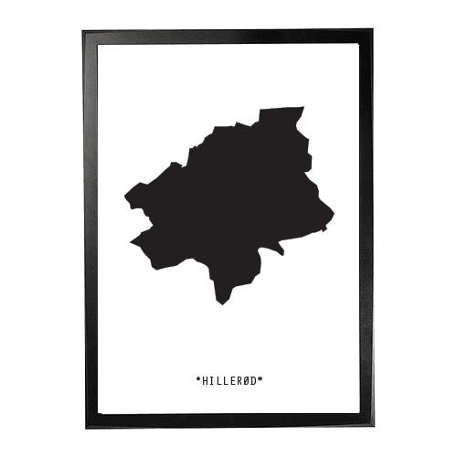 Landkort-Hillerød 1
