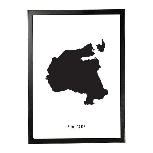 Landkort-Holbæk 1