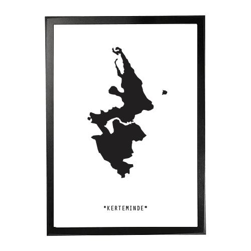 Landkort-Kerteminde 1