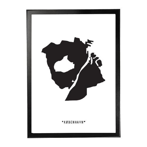 Landkort-København 1