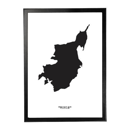 Landkort-Morsø 1