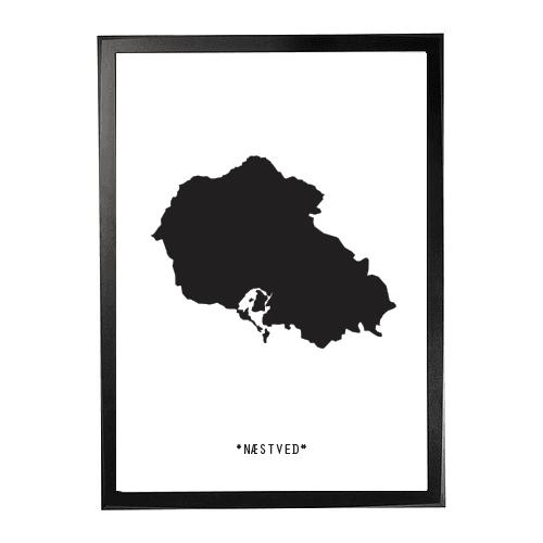 Landkort-Næstved 1