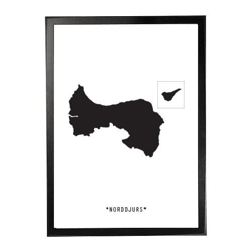 Landkort-Norddjurs 1
