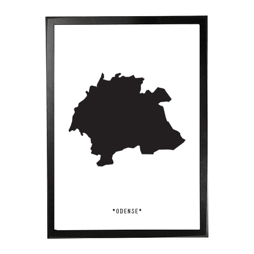 Landkort-Odense 1