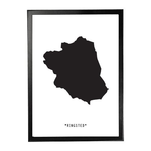 Landkort-Ringsted 1
