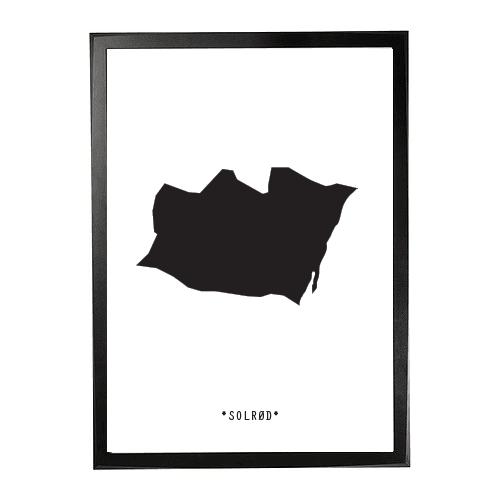 Landkort-Solrød 1