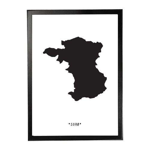 Landkort-Sorø 1