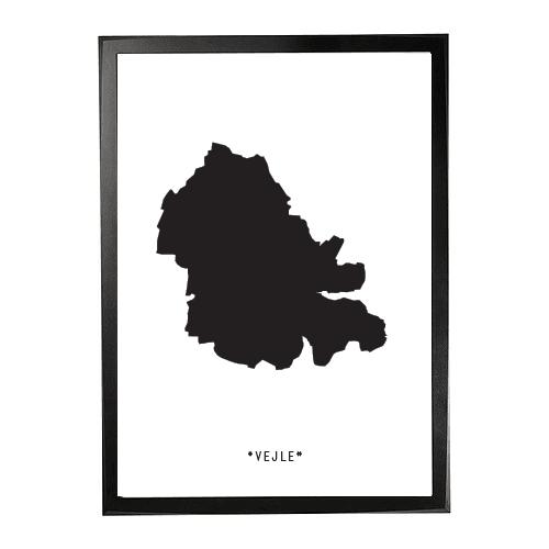 Landkort-vejle 1