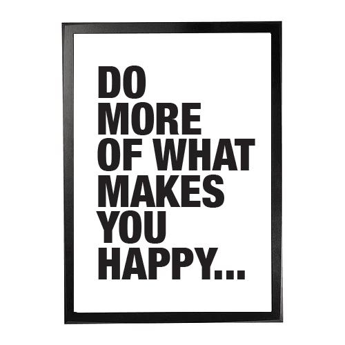 Do more happy 1