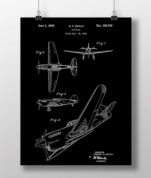 Fly Patent | Plakat 2