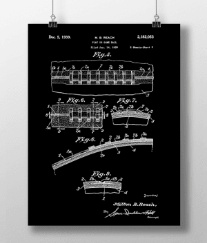 Football 2 Patent | Plakat 3