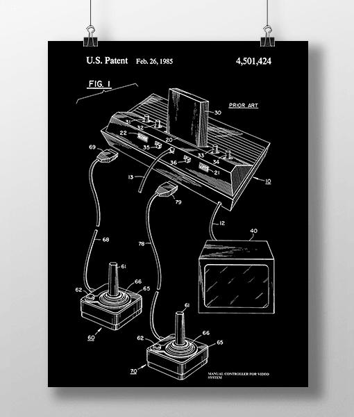 Manual Controller 1 Patent | Plakat 2
