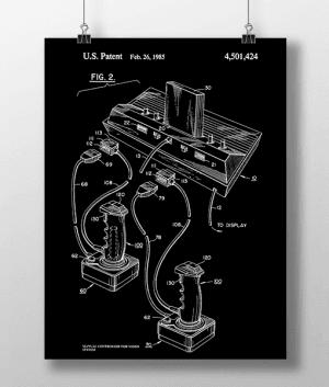 Manual Controller 2 Patent | Plakat 3