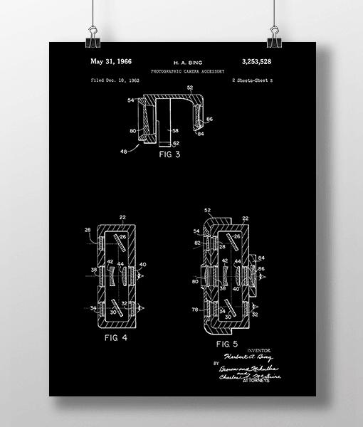 Photo Camera 2 Patent | Plakat 2