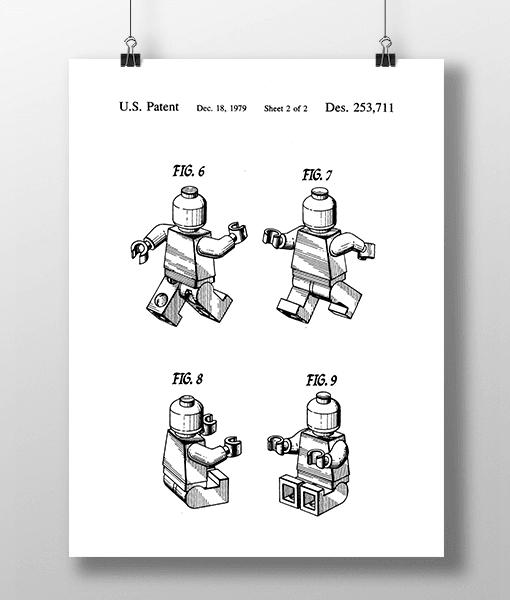 Plakat Lego 1