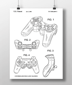 Play Controller Patent | Plakat 3