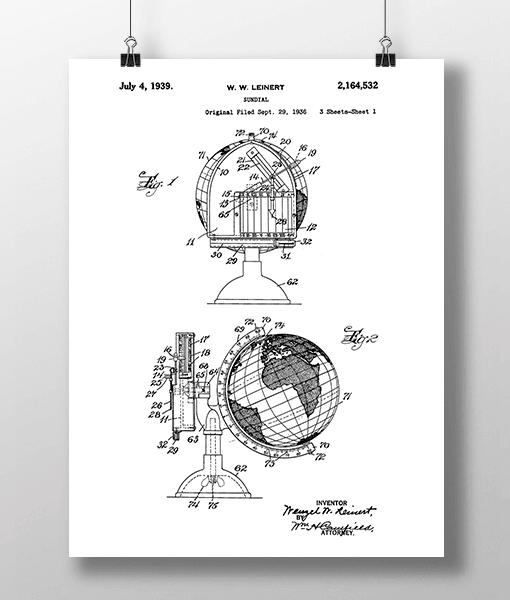 Solur 1 Patent | Plakat 1