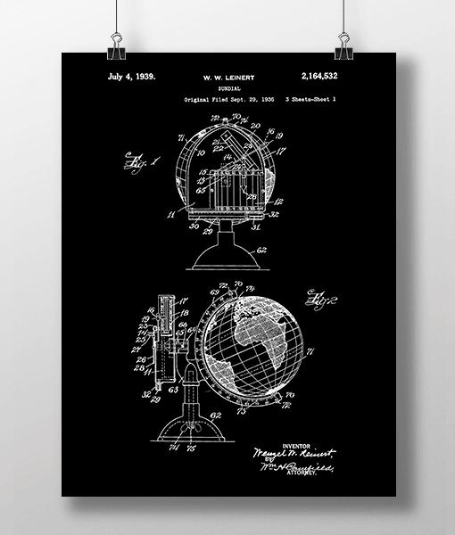 Solur 1 Patent | Plakat 2