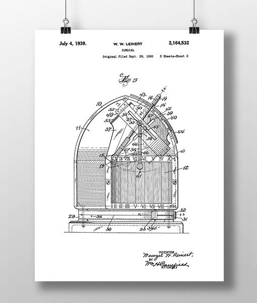 Solur 2 Patent | Plakat 1