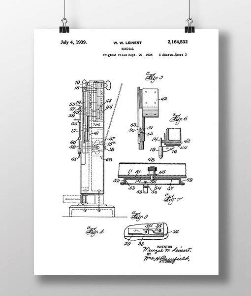 Solur 3 Patent | Plakat 1