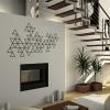 Wallsticker trekanter 2