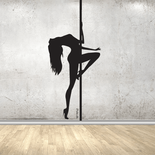 Wallsticker ipole - pole dance 1 1
