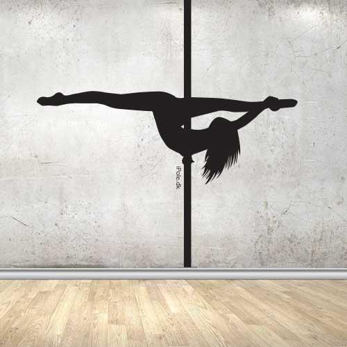 Wallsticker ipole - pole dance 3 1