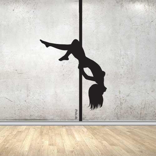 Wallsticker ipole - pole dance 2 1